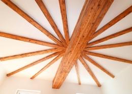 Stilbau Immobilie mit Dachterrasse