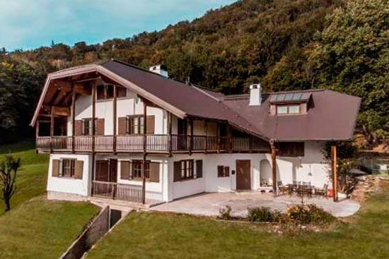 Stilbau Immobilie Villa