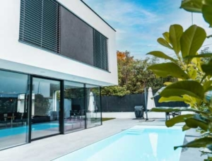 Stilbau Immobilie